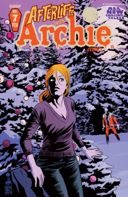 2nd Printing Cover by Francesco Francavilla