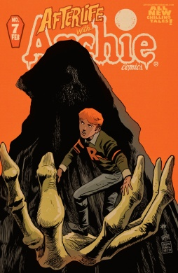 Regular Cover by Francesco Francavilla