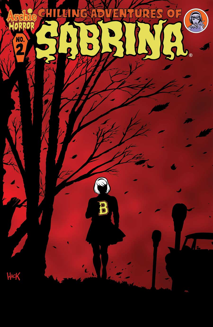 Archie Comics Announces Archie Horror Imprint Reveals