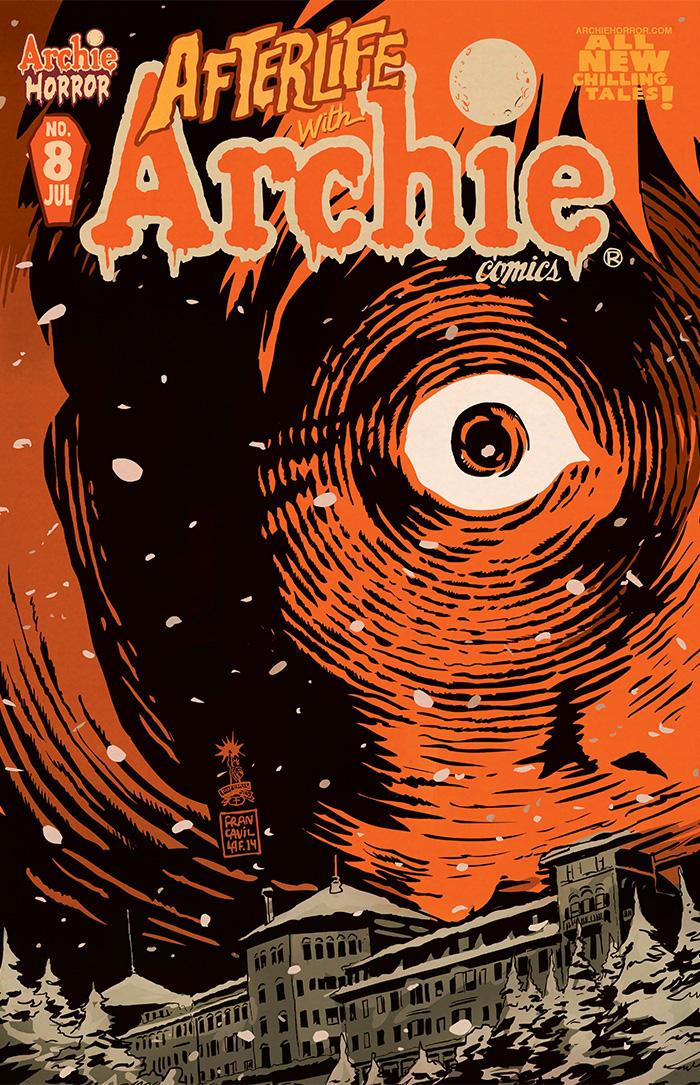 Release Schedule Archie Horror