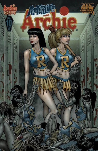 AFTERLIFE WITH ARCHIE #10 Variant Cover by Jim Balent