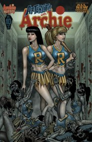 AFTERLIFE WITH ARCHIE #10 Variant Cover by Jim Balent - JUN161128