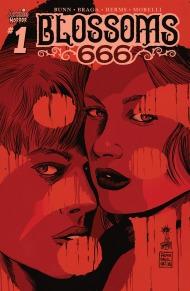 Variant Cover by Francesco Francavilla